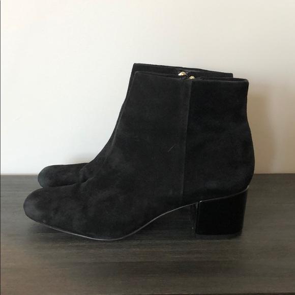 2f0fd44e93143 Sam Edelman Edith Suede Ankle Boot. M 5b86f957b6a94284cc7302d5